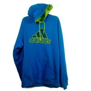 adidas Shirts - Adidas hoodie mens Large sweatshirt